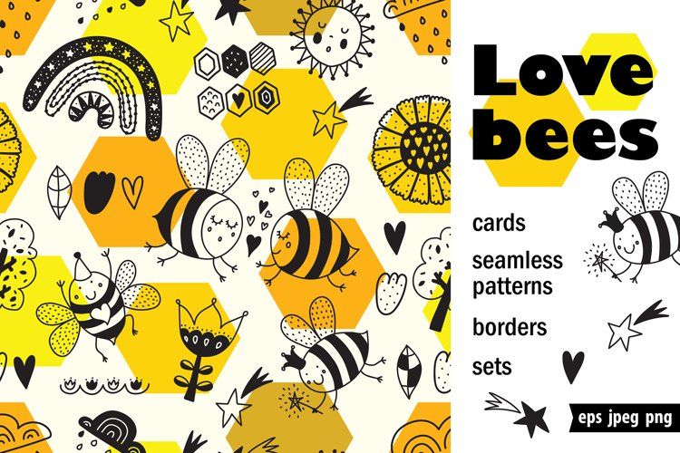 Love bees! example