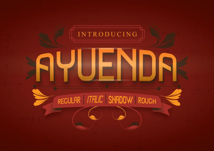 AYUENDA  example image 1
