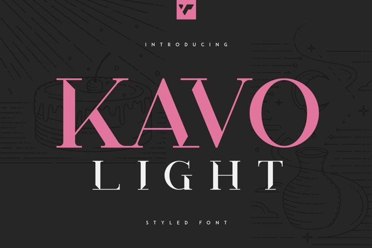 Kavo Styled Light example image 1