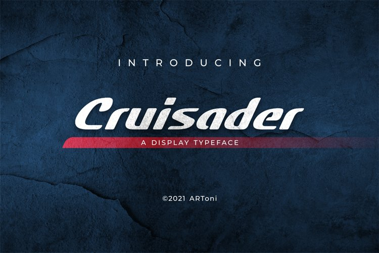 Cruisader example image 1