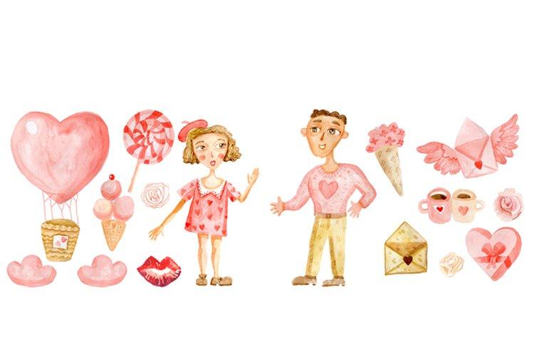 Valentine's Day example