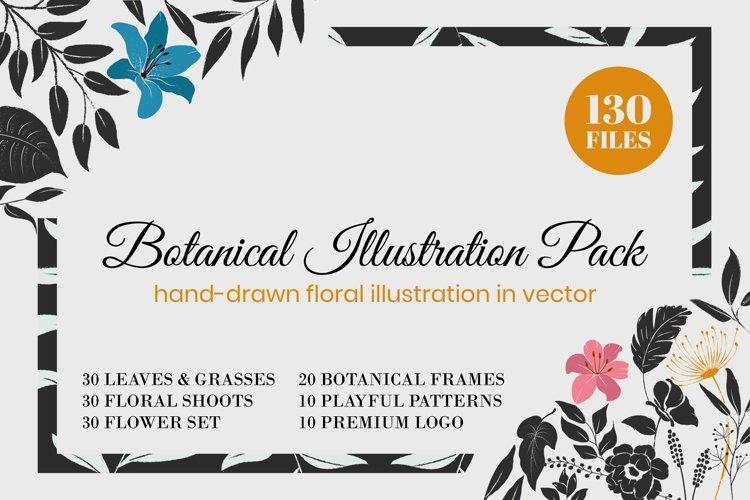 Illustration Botanical Pack