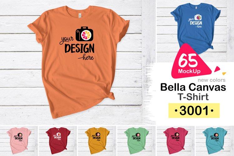 Bella Canvas 3001 T-Shirt 008 NEW COLOR