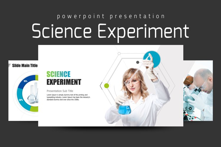 Science Experiment Template example image 1