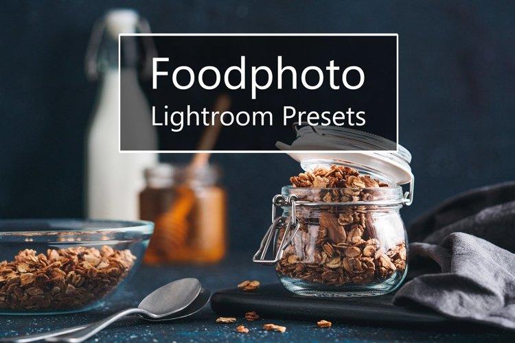 Foodphoto Lightroom presets example image 1