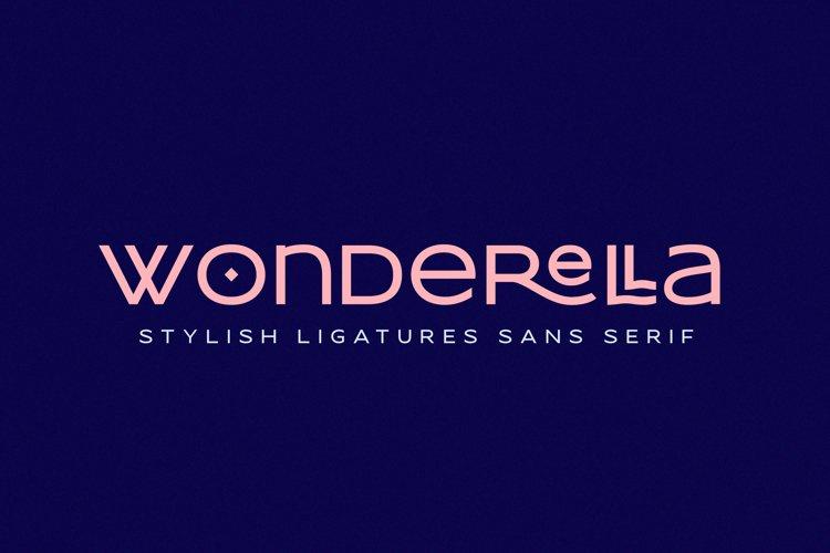 Wonderella example image 1