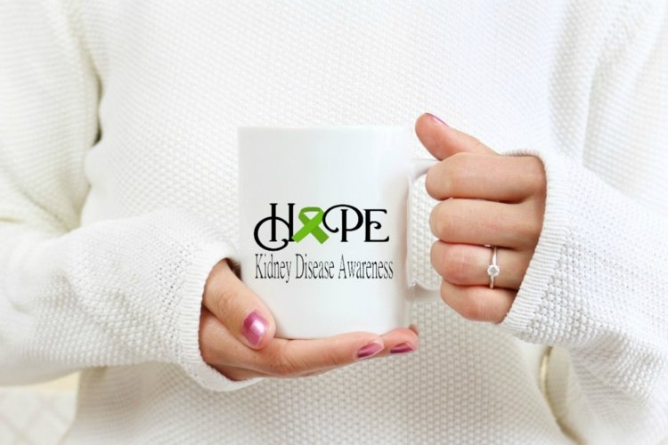 Hope-Kidney Disease Awareness example image 1
