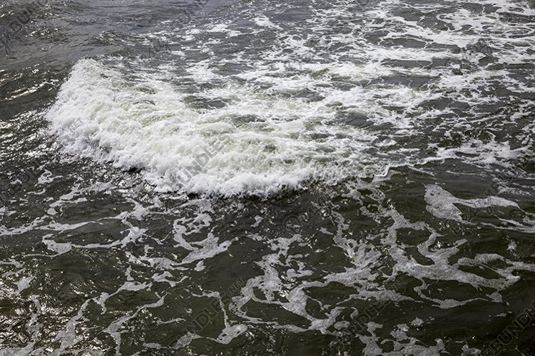 small waves on the Baltic sea example image 1