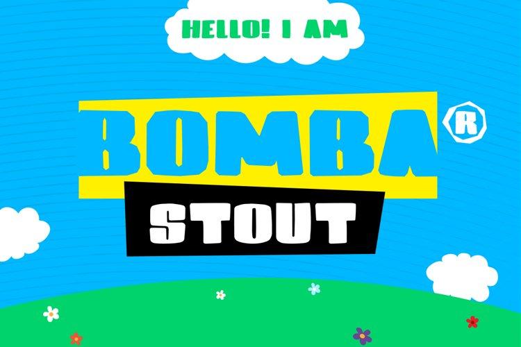 Bomba Stout example image 1