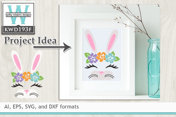 Easter SVG - Easter Bunny