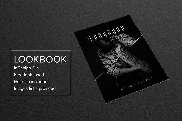 Fashion Lookbook/Catalog example image 1