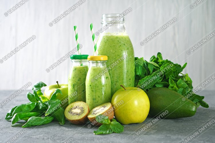 Smoothie for detox example image 1