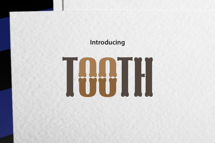 TOOTH example image 1