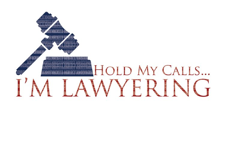 Attorney SVG Files Iron On Transfer Law School Cut Files Attorney Printable Clipart Silhouette Studio Cameo Cricut Design Space Scrapbooking example image 1