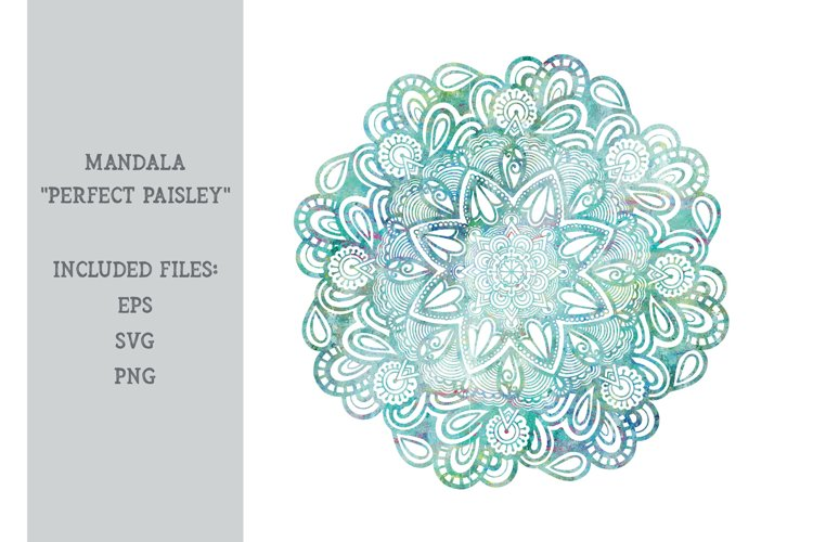 Mandala Paisley 302820 Svgs Design Bundles