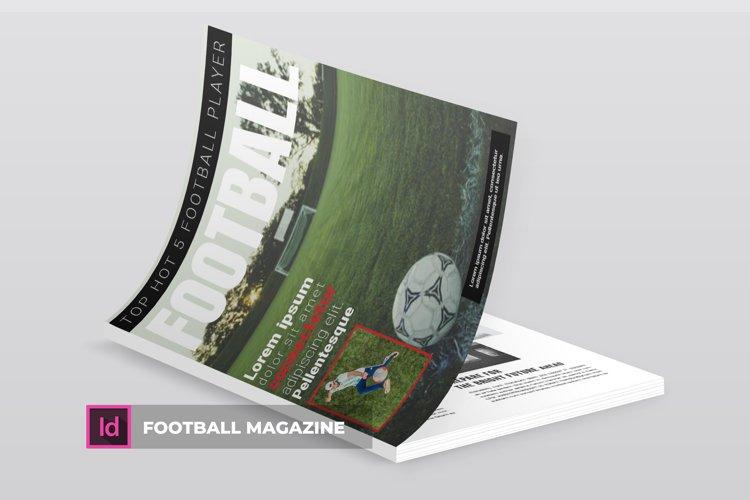 Football | Magazine example image 1