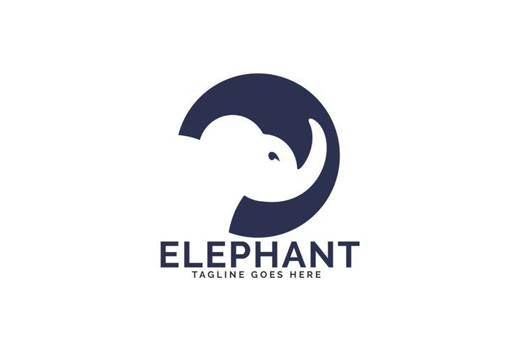 Elephant Logo Design. example image 1