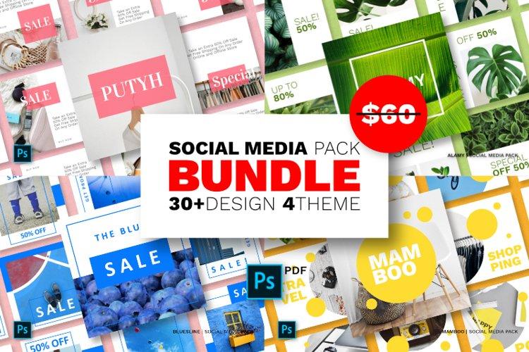 Social Media Bundle - Vol.01 example image 1