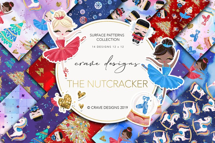 Nutcracker Patterns