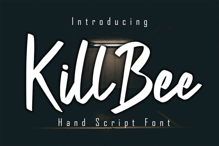 KillBee Hand Script example image 1