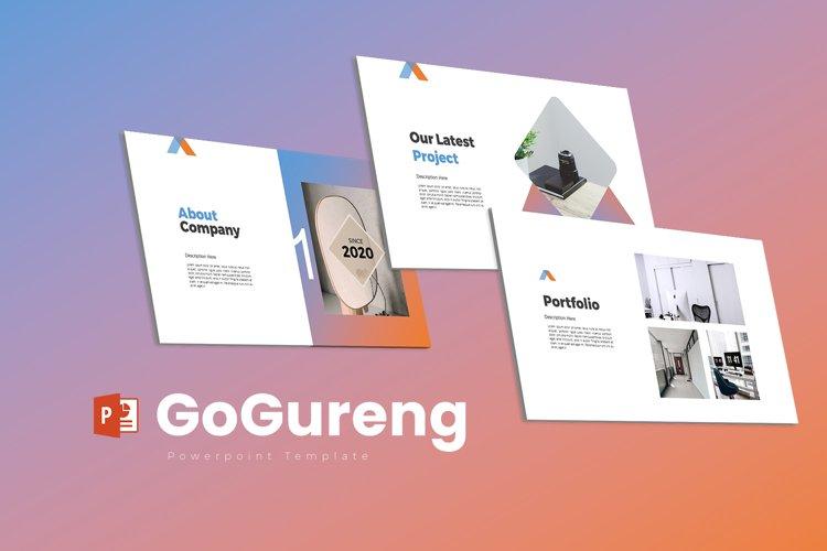 GoGureng PowerPoint Presentation example image 1