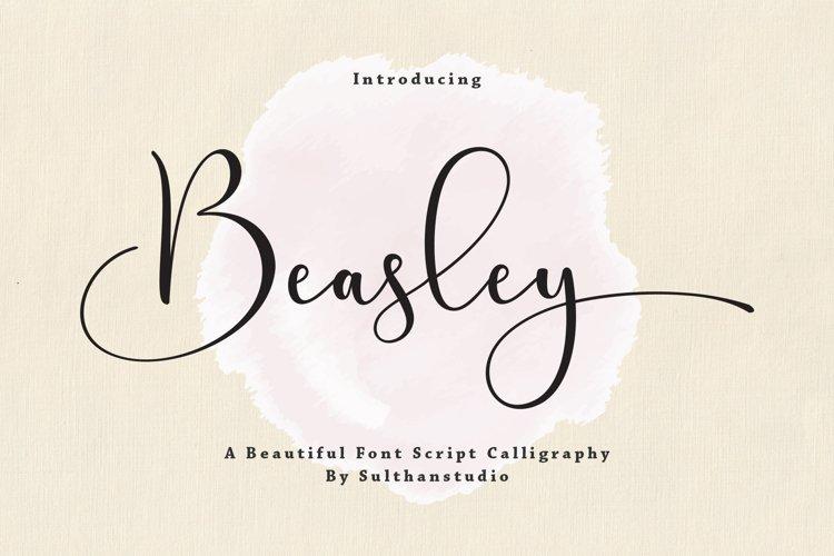 Beasley example image 1