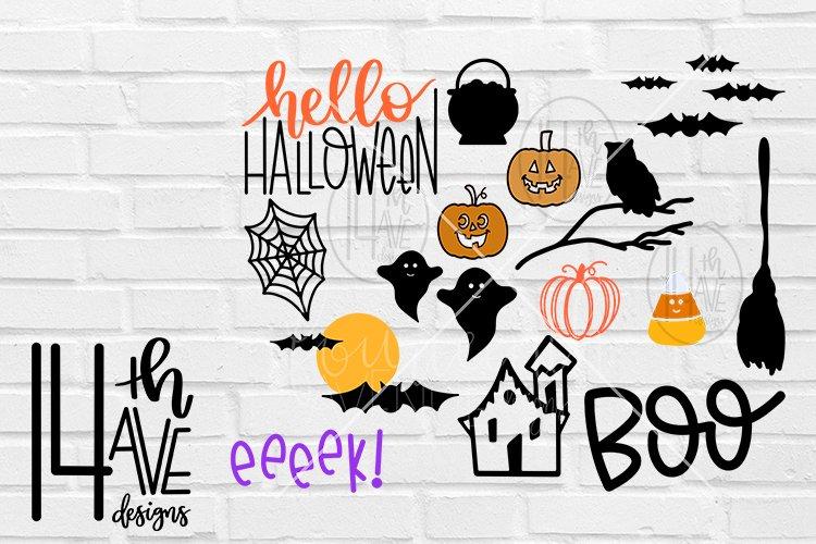 Halloween SVG, Halloween PNG, Clip Art