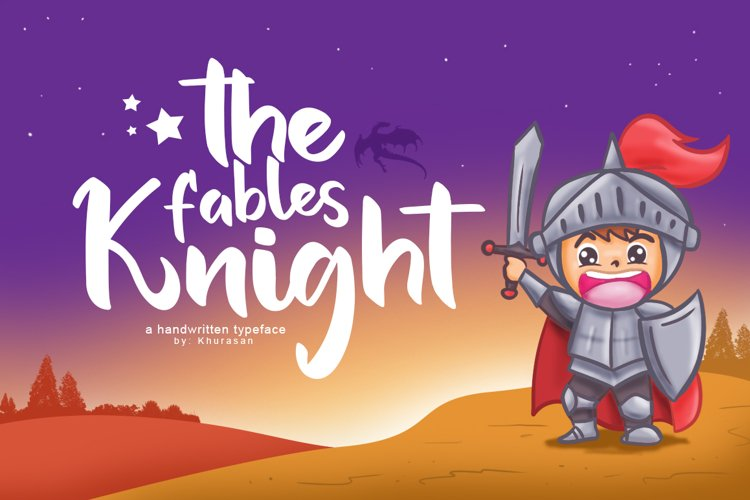 The Fables Knight example image 1