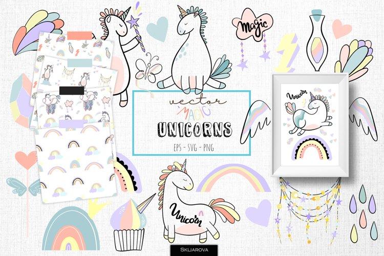 Magic unicorns
