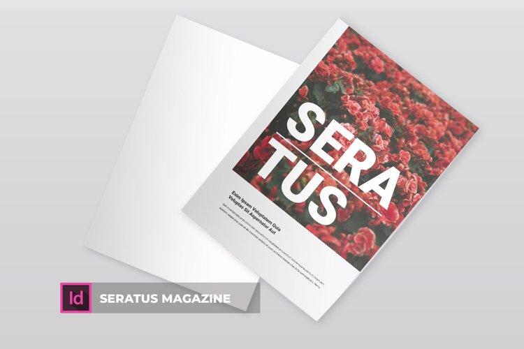 Seratus | Magazine example image 1