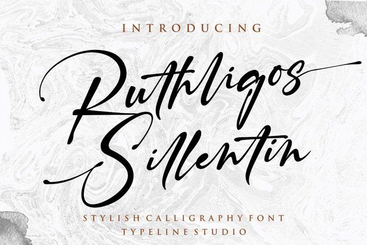 Ruthligos Sillentin Signature example image 1