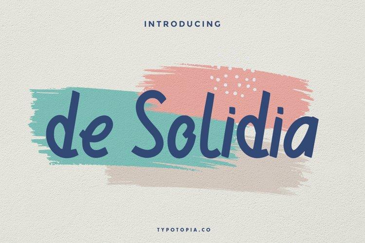 de Solidia example image 1