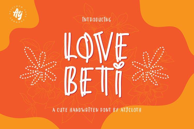 Love Beti example image 1