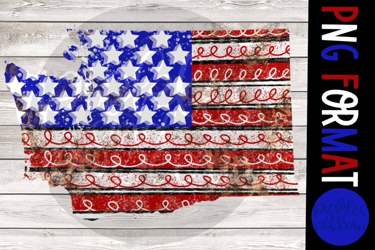 Patriotic Washington