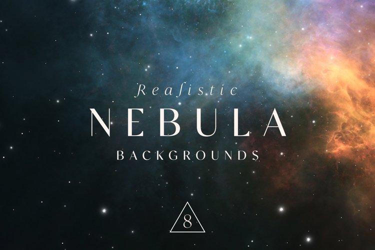 Realistic Nebula Backgrounds