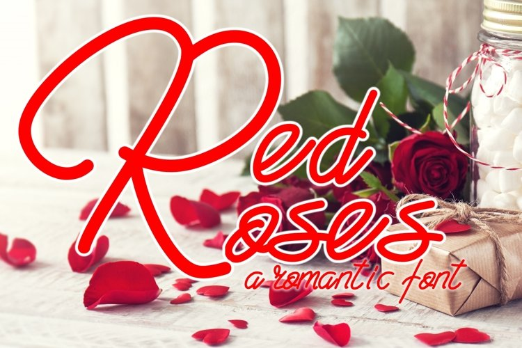 Red Roses example image 1