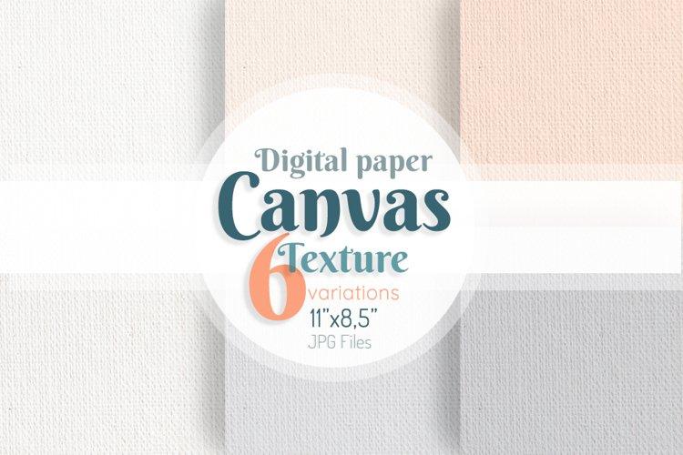 Canvas background Digital paper White grey beige background