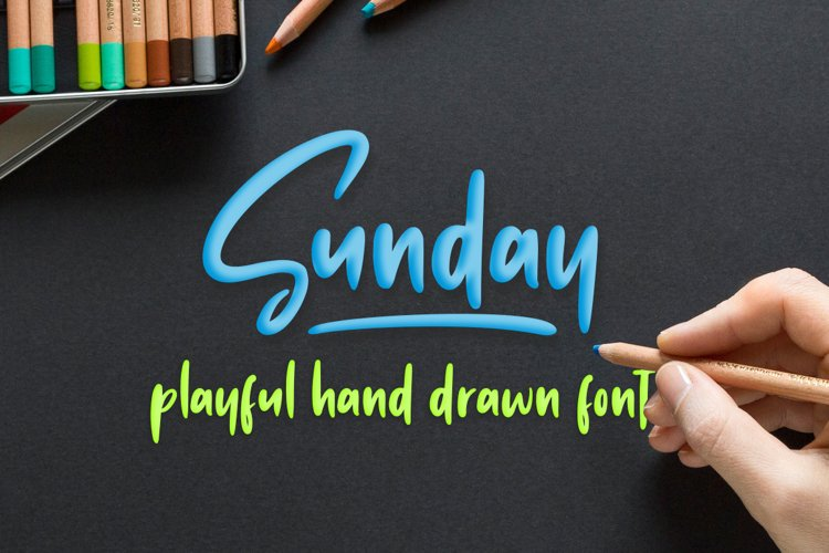 Sunday Vibes example image 1