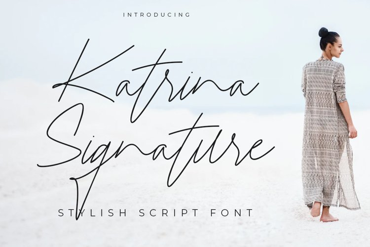 Katrina Signature example image 1