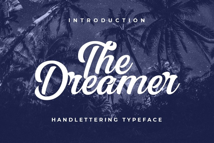 The Dreamer example image 1
