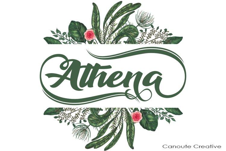 Athena example image 1