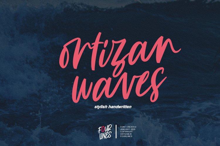 Ortizan Waves example image 1