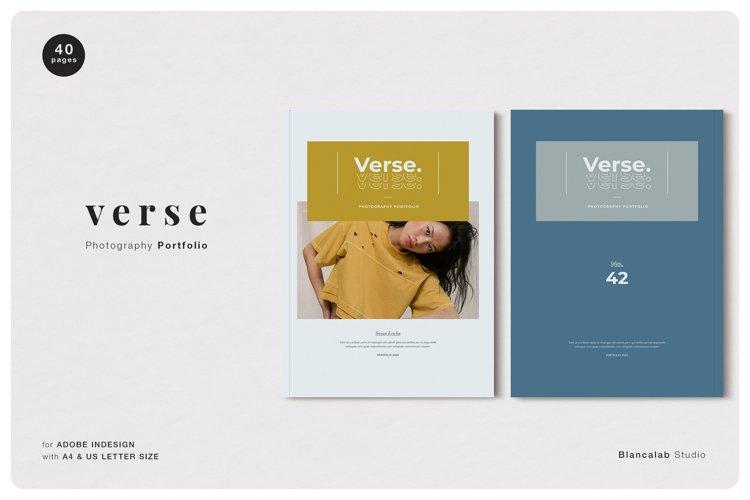 VERSE Photography Portfolio
