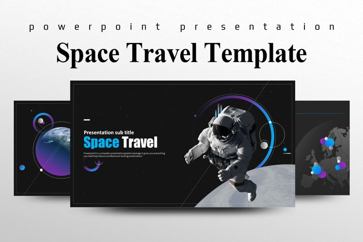 Space PowerPoint example image 1
