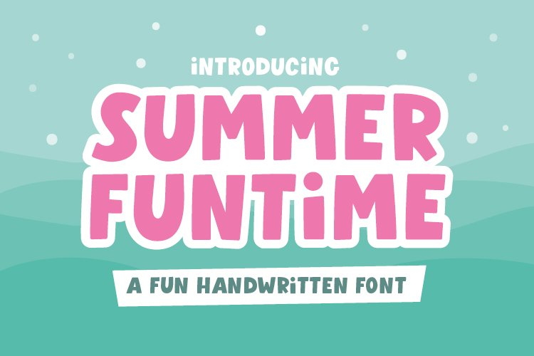 Summer Funtime example image 1