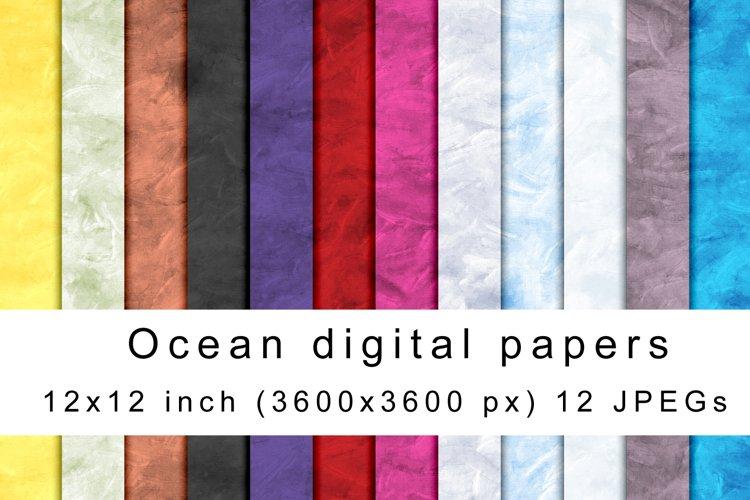Ocean digital papers