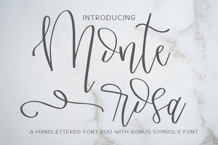Monte Rosa example image 1