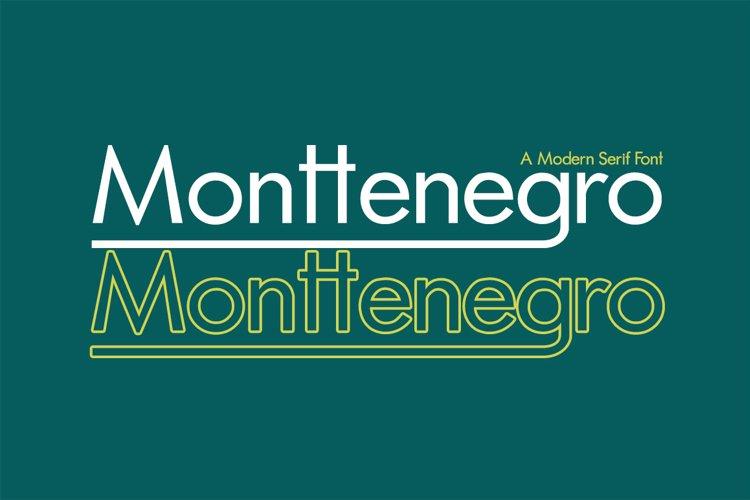 Monttenegro