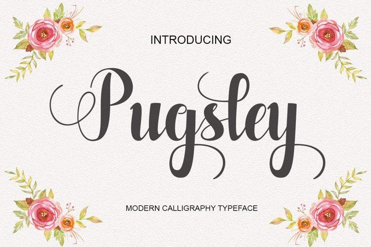 pugsley