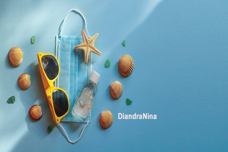 Summer 2020. Travel and pandemic of coronavirus example image 1